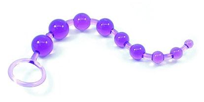 Cloud 9 Novelties Classic Flexible Anal Beads
