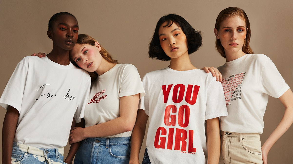 Net-a-Porter's International Women's Day T-Shirts Have Been Designed By A Badass Group Of Female Fashion Designers