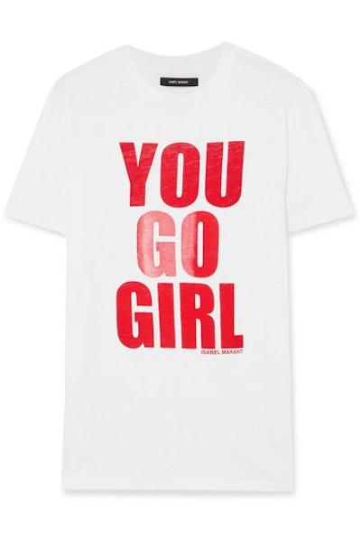 Isabel Marant International Women's Day T-Shirt