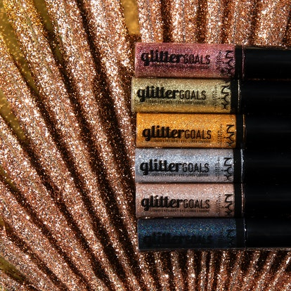 Glitter Goals Liquid Eyeliner