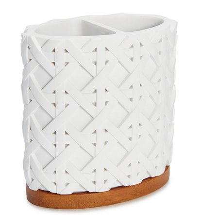 Southern Living Chadwick Toothbrush Holder