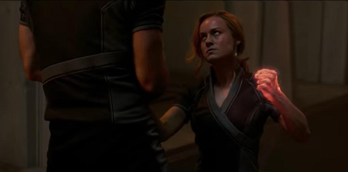11 Marvel Easter Eggs In 'Captain Marvel' Show How Vital