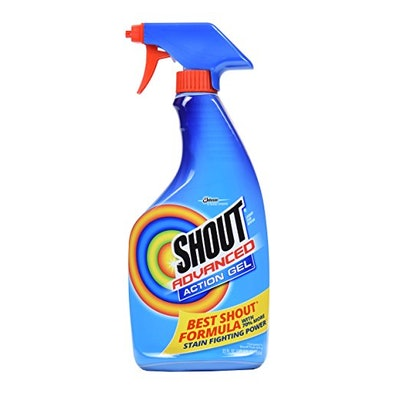 Shout Advanced Stain Remover Gel