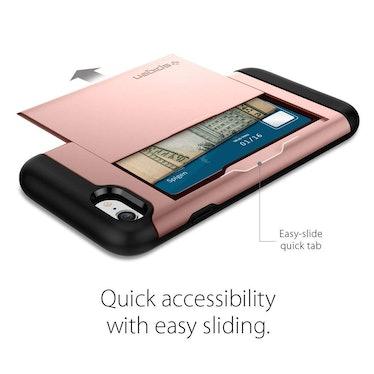 Spigen Slim Armor iPhone Case