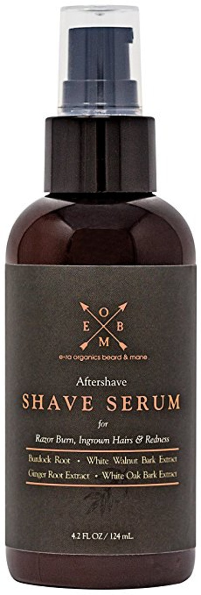 Era Organics Beard & Mane Aftershave Shave Serum