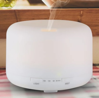 Euro Style Collection Aroma Essential Therapy Ultrasonic Oil Lamp