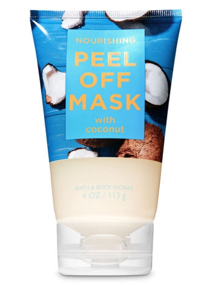 NOURISHING WITH COCONUT Peel Off Face Mask