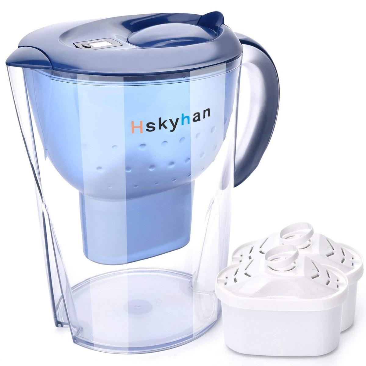 Hskyhan Alkaline Water Pitcher