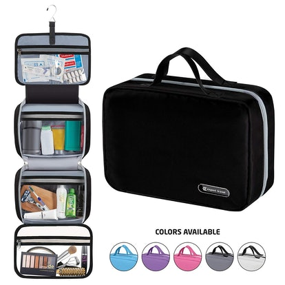 Expert Travel Hanging Toiletry Bag
