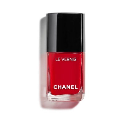 Longwear Nail Color in Rouge Puissant