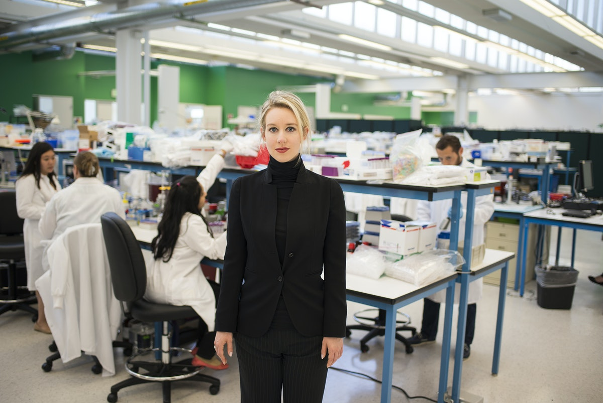 How Elizabeth Holmes Leveraged Her Gender To Achieve The Notoriety She Craved