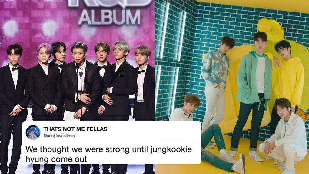 The First Photo Of BTS & TXT Together Will Fill You With So
