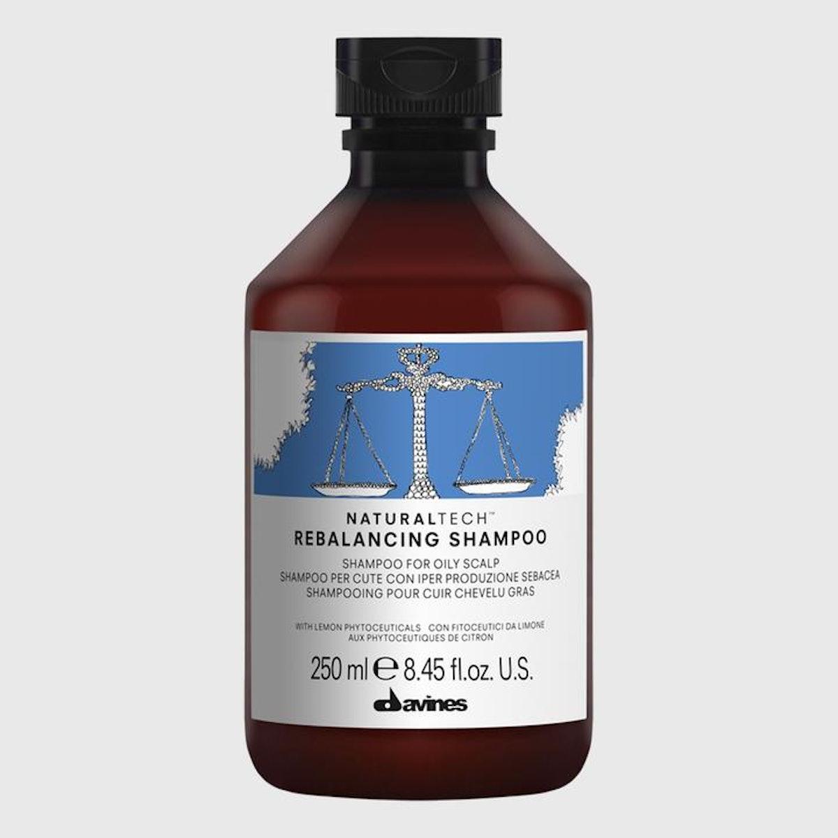 Davines Natural Tech Rebalancing Shampoo