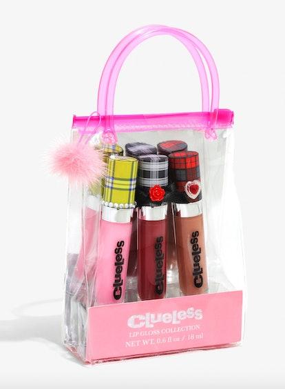Clueless Totally Buggin' Lip Gloss Set
