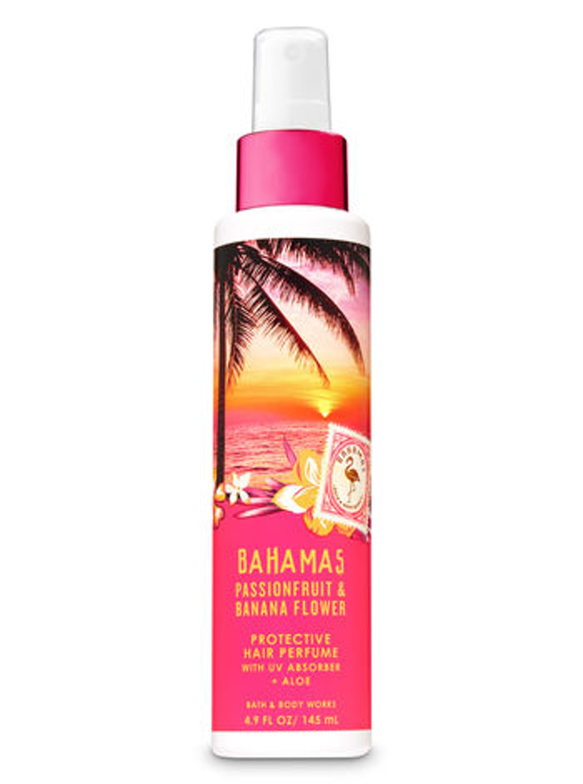 PINK PASSIONFRUIT & BANANA FLOWER Protective Hair Perfume