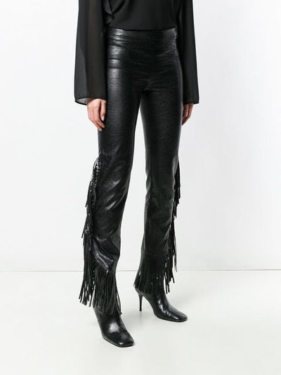 Fringed Sides Trousers