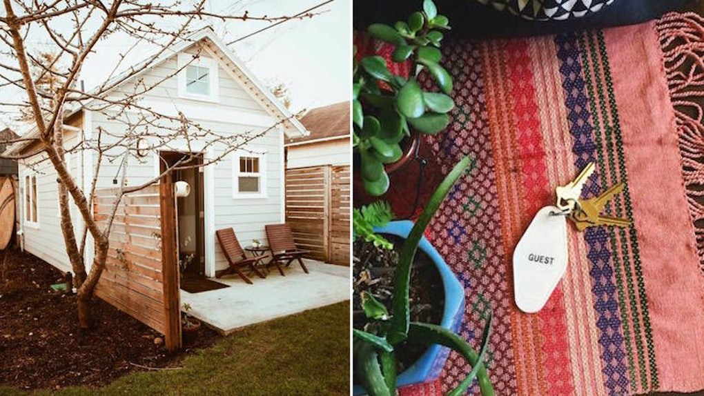 These Tiny Airbnb Houses Are Way Too Cute Not To Book With