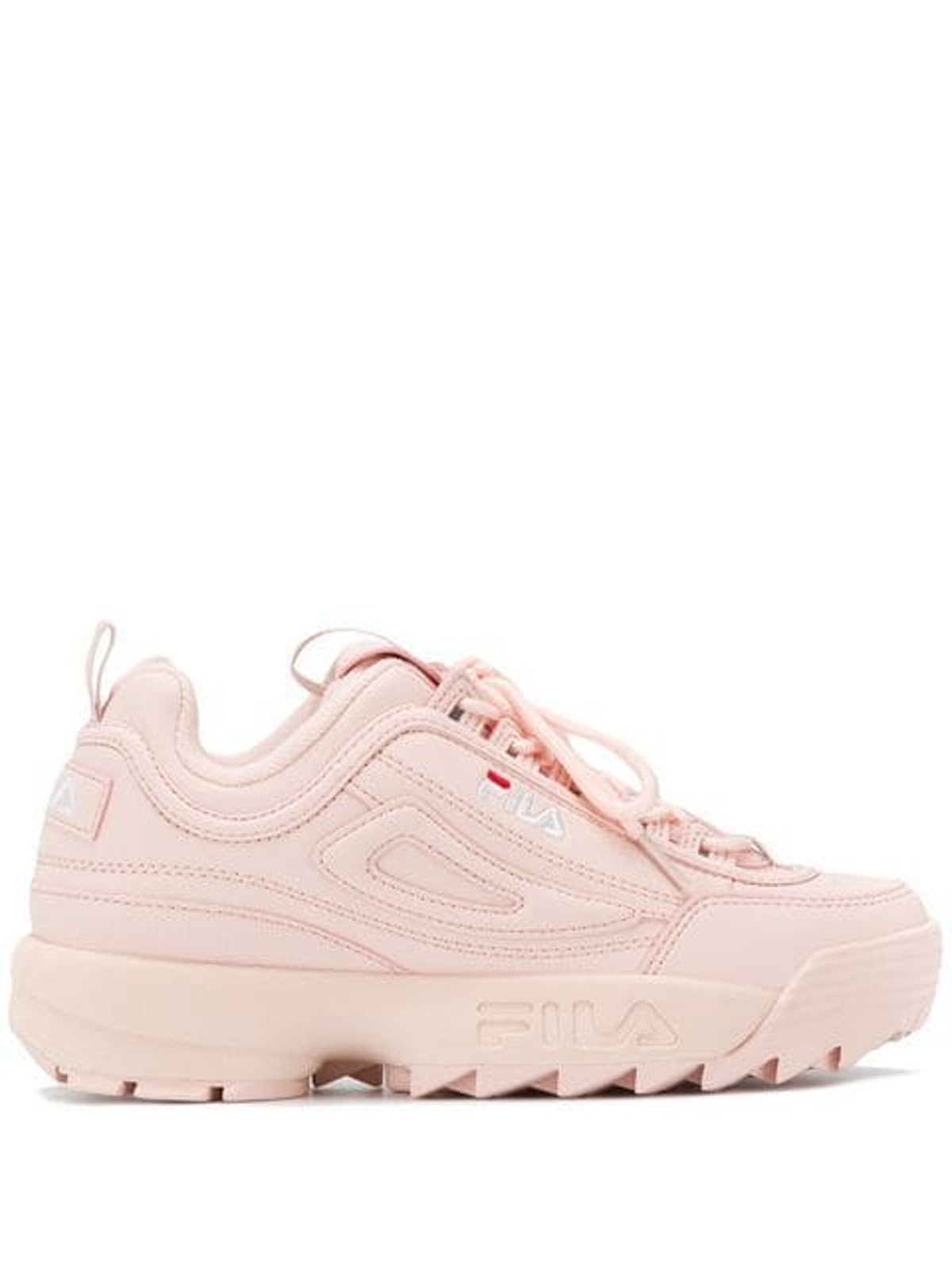 FILA chunky sole sneakers