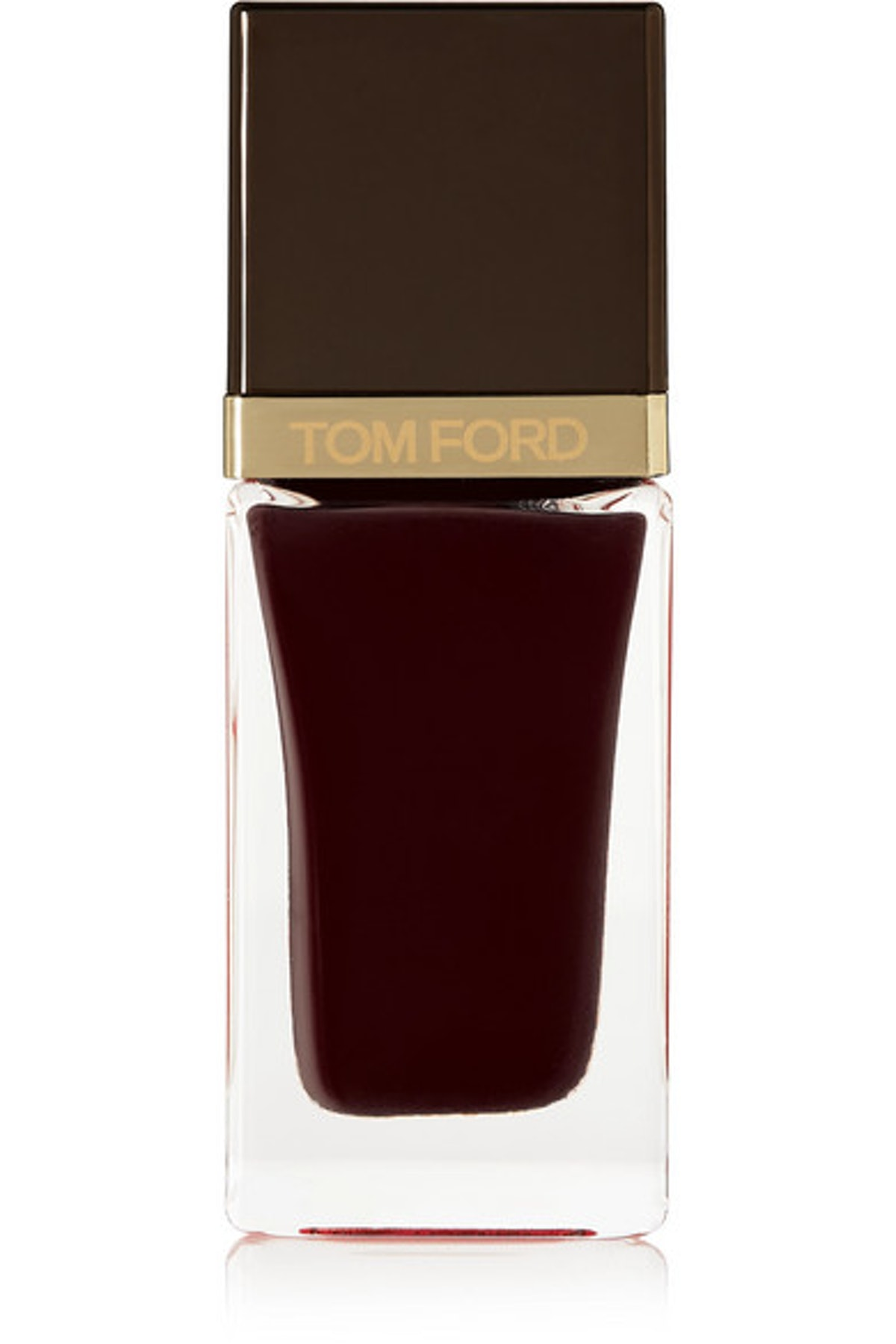 Nail Lacquer in Black Cherry