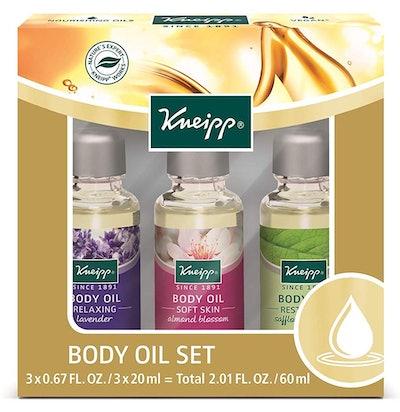 Kneipp Body Oil Gift Set