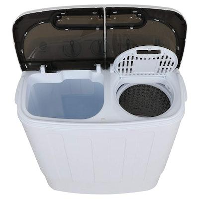 ZENY Portable Compact Mini Twin Tub Washing Machine