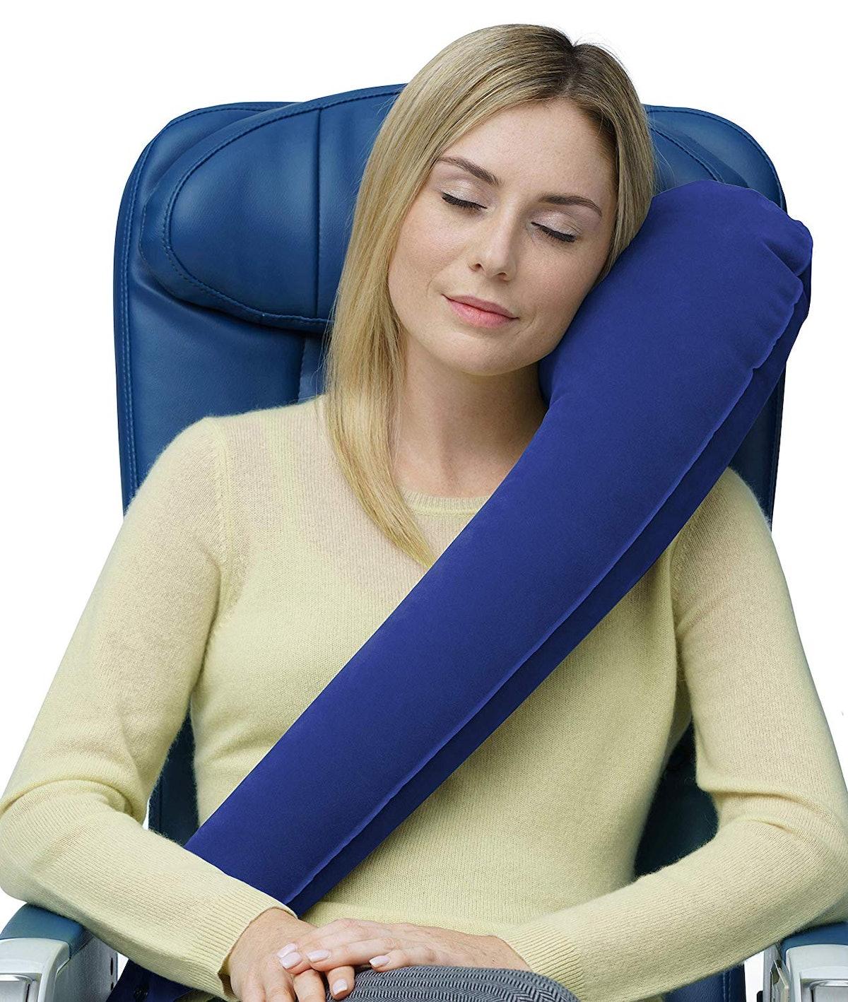 Travelrest Inflatable Travel Pillow