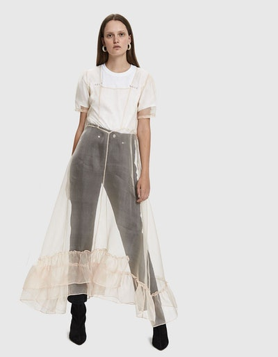 Disnee Sheer Organza Dress