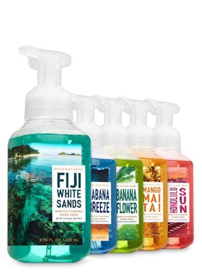 ADVENTURE AWAITS Gentle Foaming Hand Soap, 5-Pack