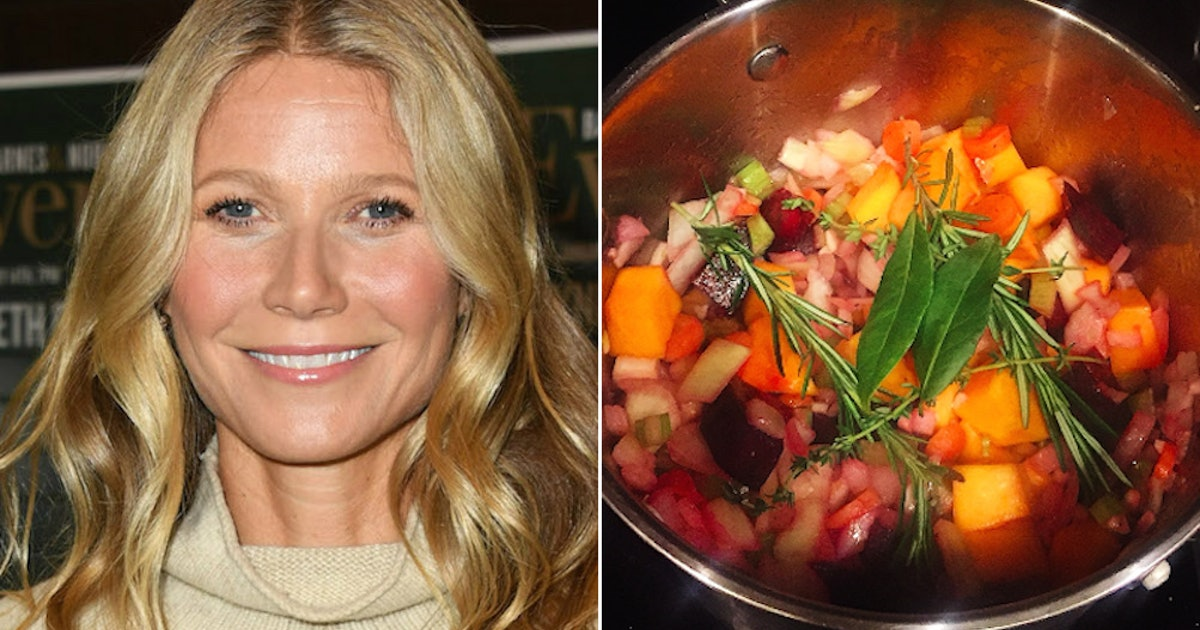 I Tried Gwyneth Paltrow's New Cookbook Recipes & Took It Back To The Basics
