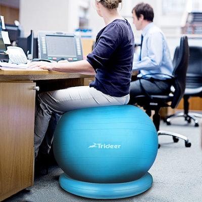 Trideer 65cm Ball Chair