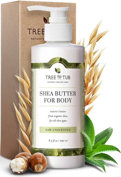 Tree To Tub Shea Butter For Body