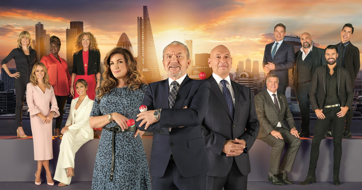 The Apprentice (TV Series 2004–2017) - Full Cast ... - IMDb