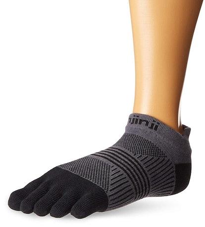 Injinji Lightweight No-Show Toe Socks