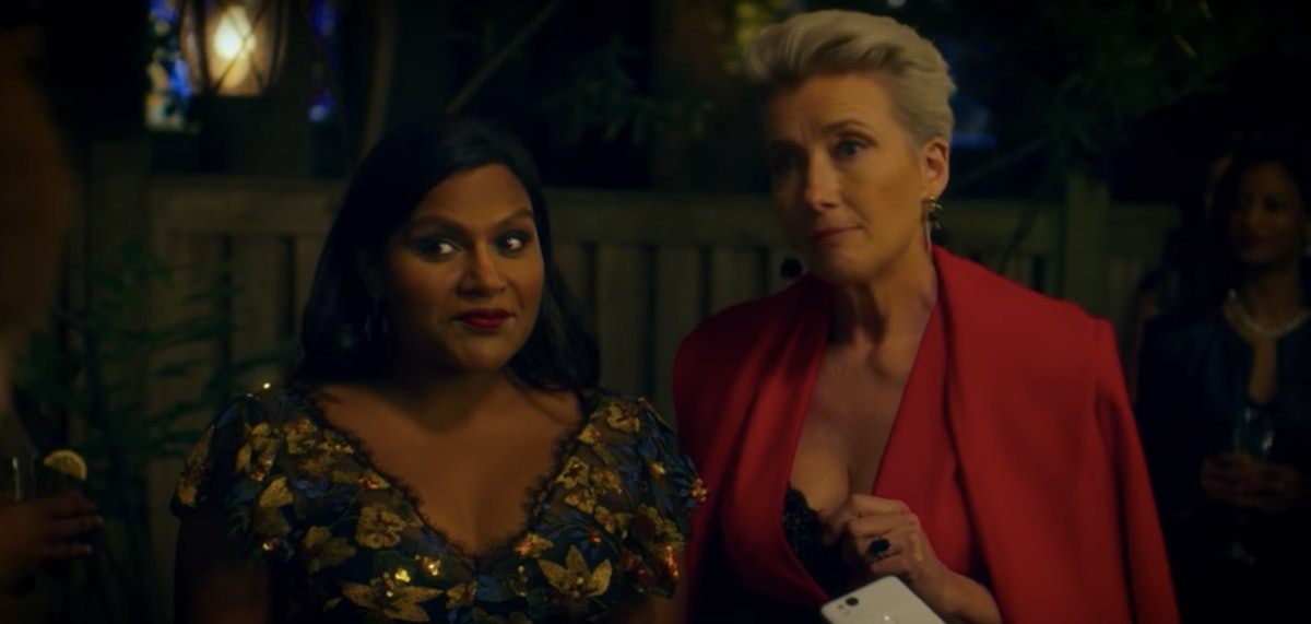 The 'Late Night' Trailer Proves That Mindy Kaling & Emma Thompson Are Comedy Gold — VIDEO