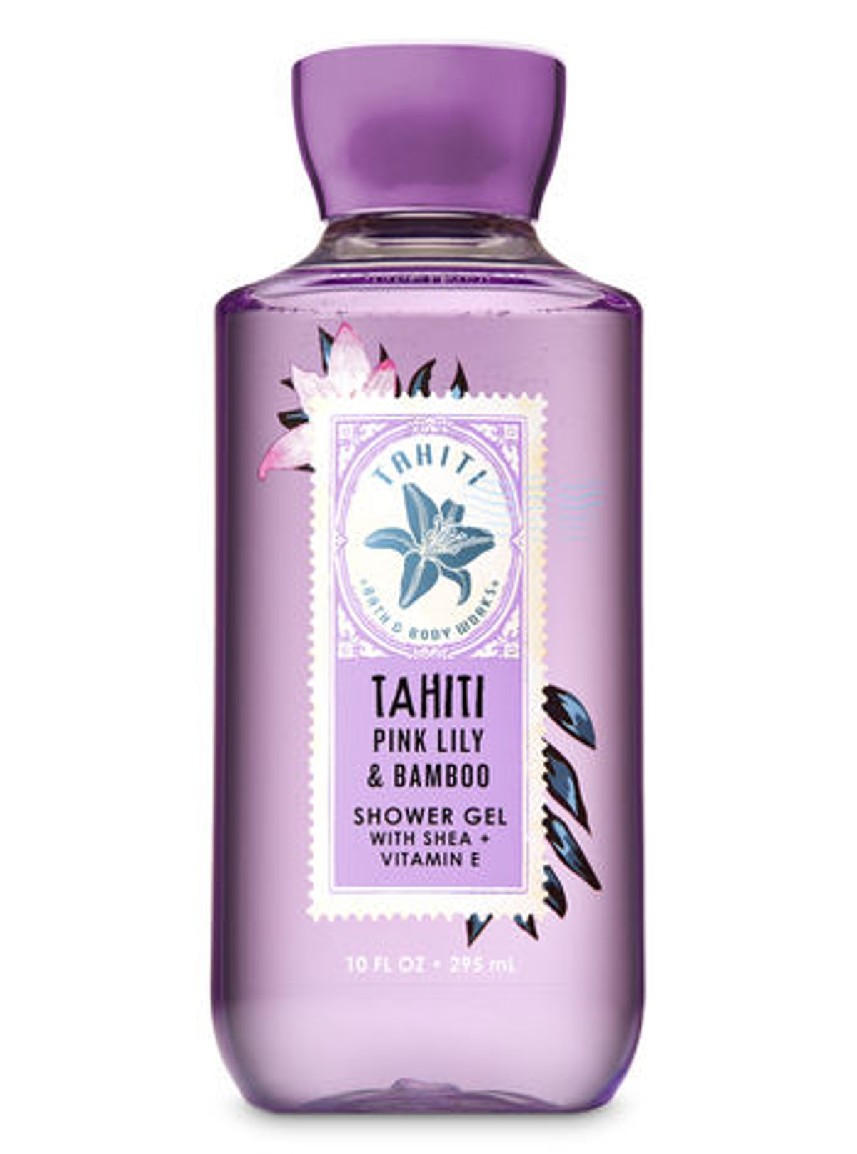 PINK LILY & BAMBOO Shower Gel