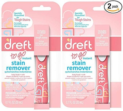 Dreft Baby Laundry Instant Stain Remover Pen (2-Pack)