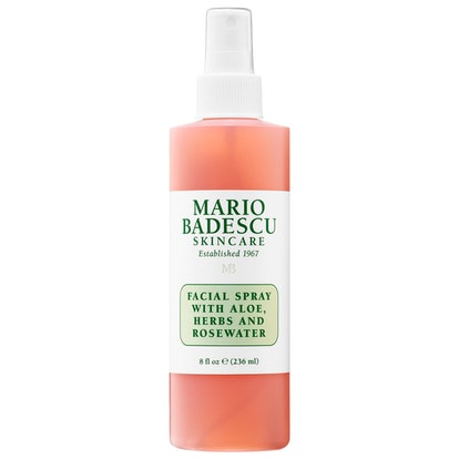 Facial Spray with Aloe Herbs and Rosewater