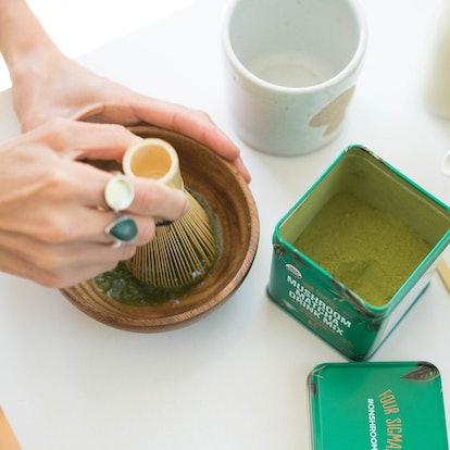 Four Sigmatic Mushroom Matcha Drink Mix