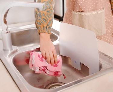 Lautechco Kitchen Sink Splash Guard