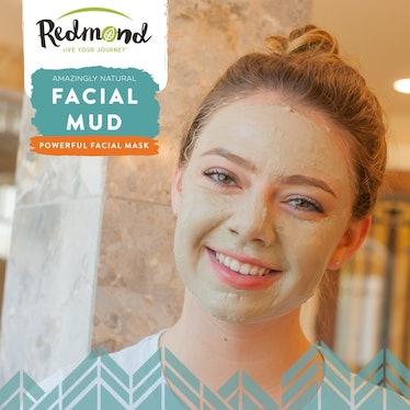 Redmond Bentonite Clay Facial Mud