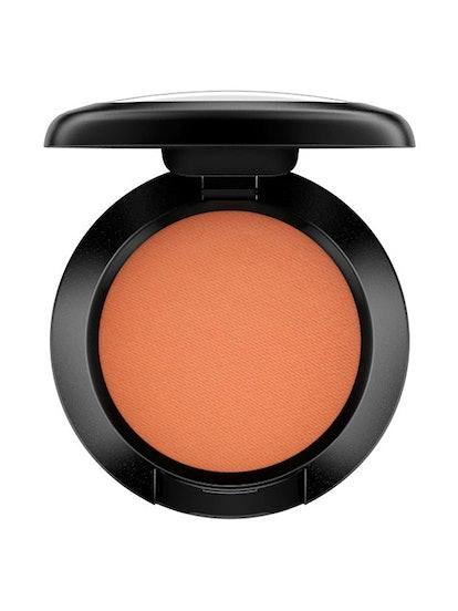 MAC Orange/Yellow Eyeshadow In Rule