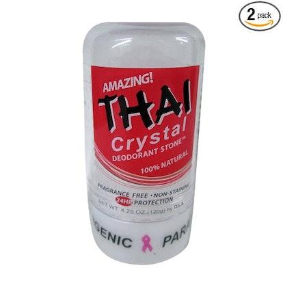 Deodorant Stones of America: Thai Crystal Deodorant (2 Pack)