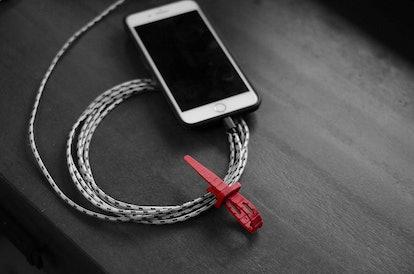 One Tie Reusable Tie Strap