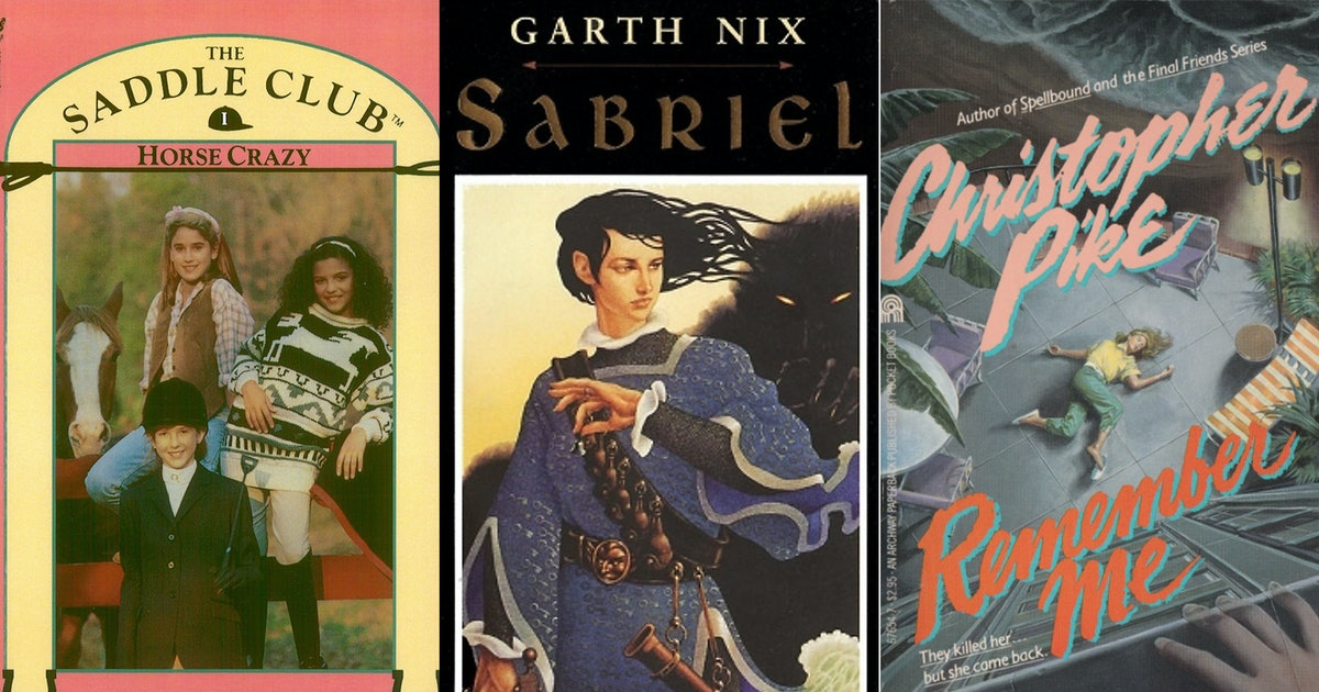 20 Nostalgic Book Series That Seriously Need To Be Made Or Re Made