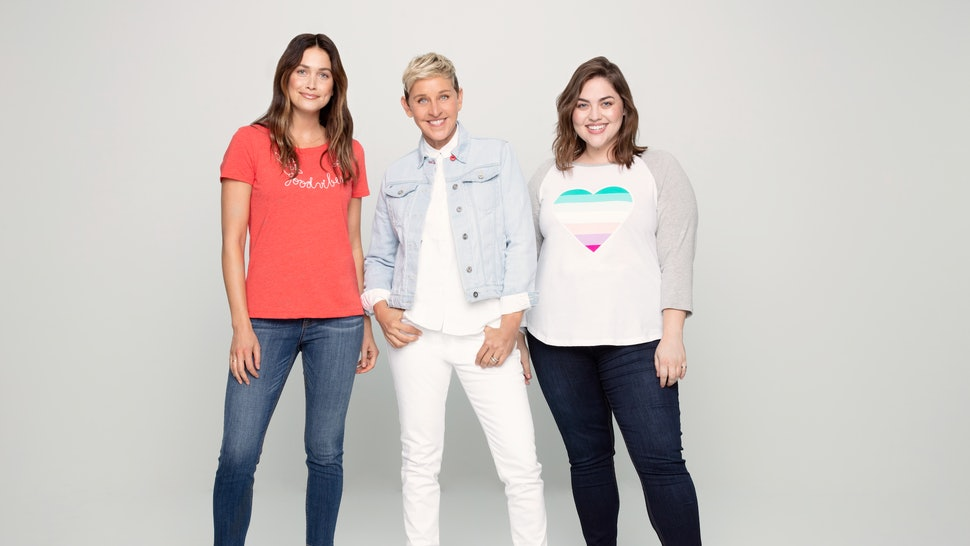 167c03c408 What's In Ellen DeGeneres' Spring EV1 Collection? Ellen Is Trying ...