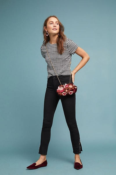 Joe's The Charlie High-Rise Skinny Ankle Jeans