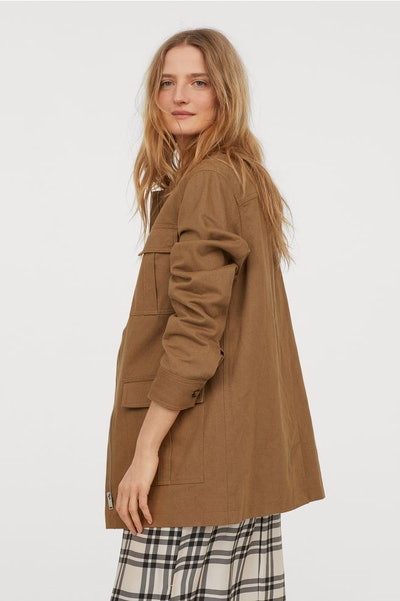 H&M Twill utility jacket