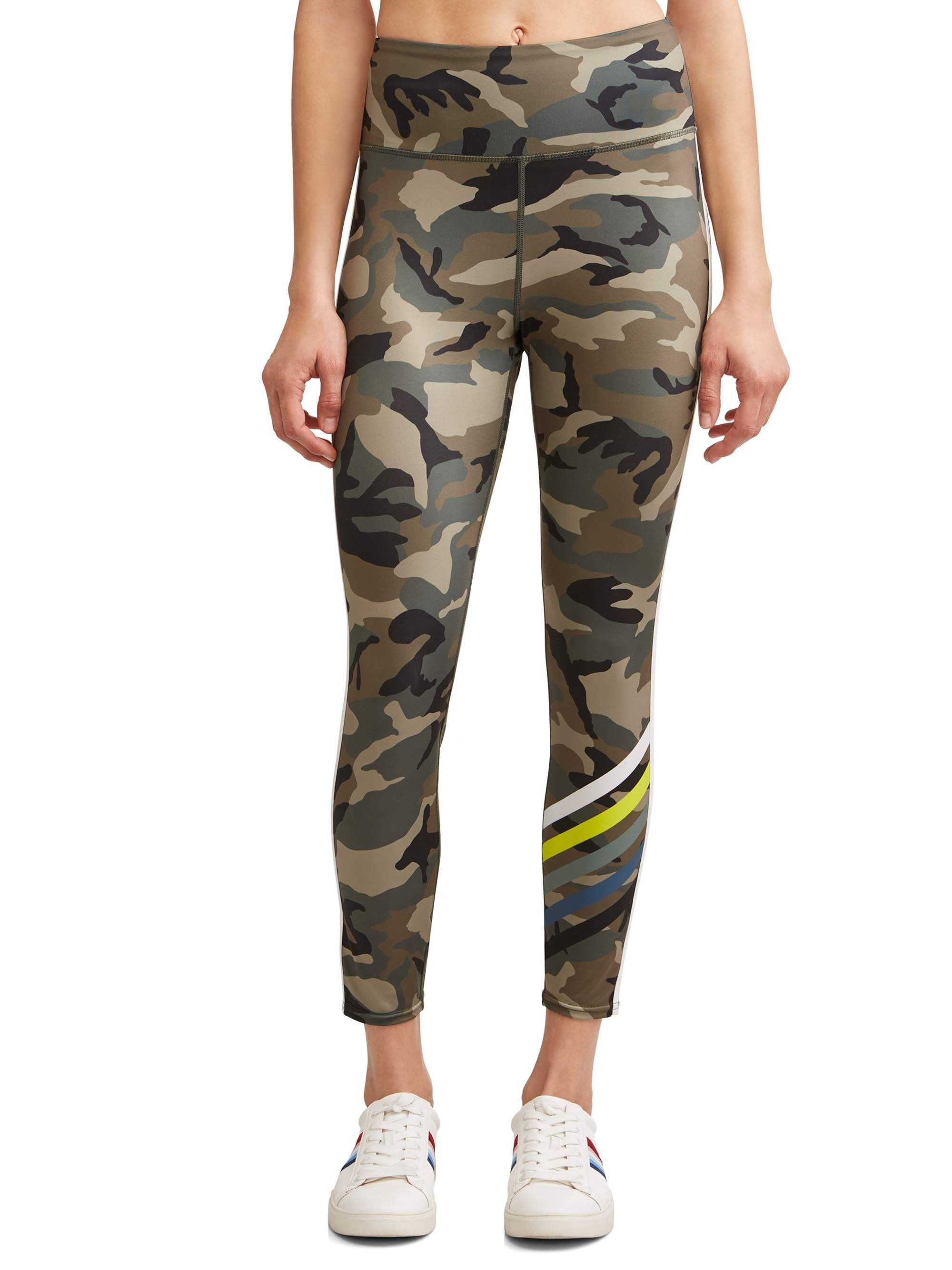 5f8bcf414d What s In Ellen DeGeneres  Spring EV1 Collection  Ellen Is Trying Her Hand  At Athleisure — And There s Floral   Camo