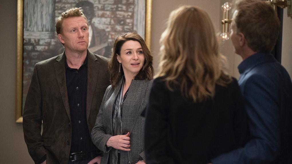 99296ab786b The 'Grey's Anatomy' Season 15 Episode 17 Promo Complicates Owen's Love  Life Even More