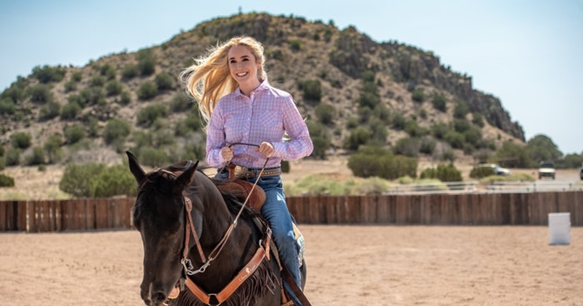 The Cast Of Walk Ride Rodeo Proves Netflix Knows